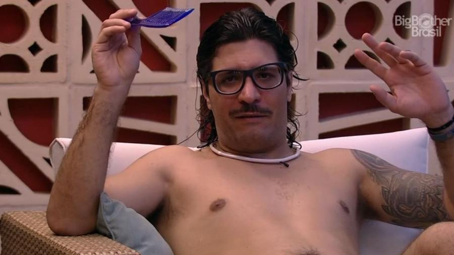 Ilmar não iria para a Itália - Reprodução/TV Globo