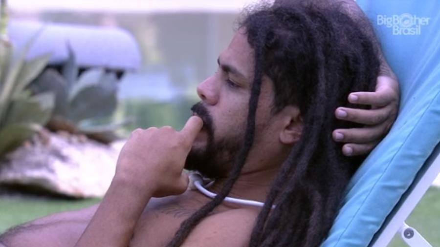 Viegas diz que vai indicar Breno caso seja líder  - Reprodução/GloboPlay