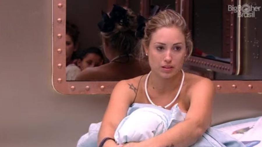 Jéssica conversa com Ana Clara e Gleici  - Reprodução/Tv Globo