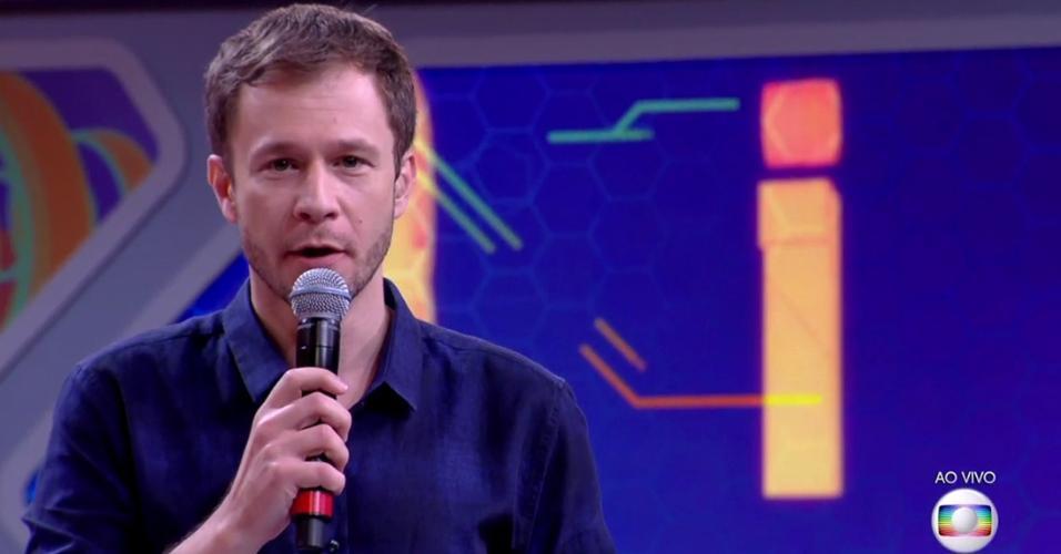 """Tiago Leifert anuncia punições aos brothers do """"BBB17"""""""