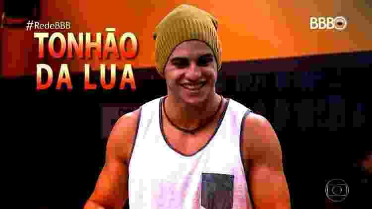 Manoel Tonhão da Lua - Reprodução/TV Globo - Reprodução/TV Globo