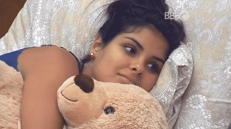 """11.mar.2016 - Munik afirma que indicará Renan para o próximo paredão do """"BBB16"""" - Reprodução/TV Globo"""