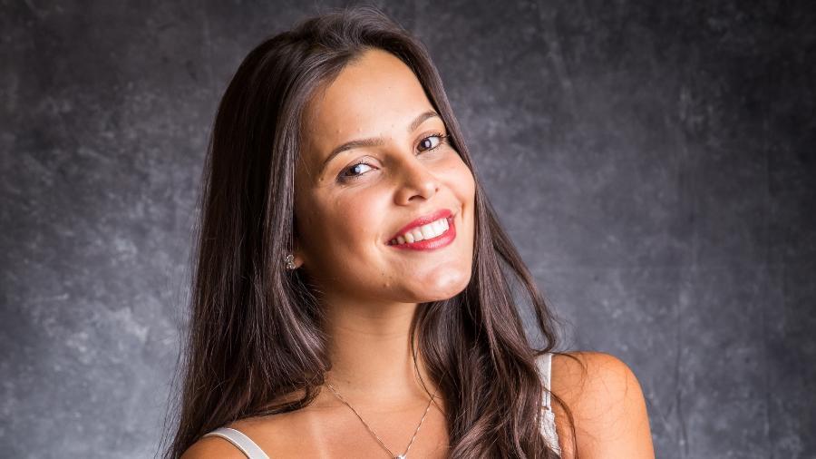 "Emilly Araújo, 20 anos, campeã do ""BBB17""  - Paulo Belote/Divulgação/TV Globo"