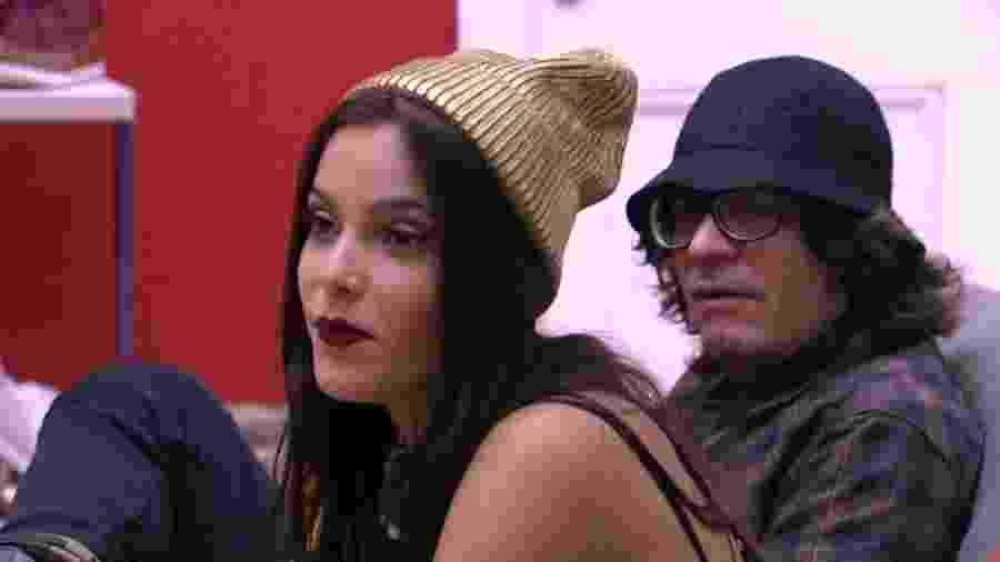Emilly diz que ex-namorado realizou muitos de seus desejos  - Reprodução/TV Globo