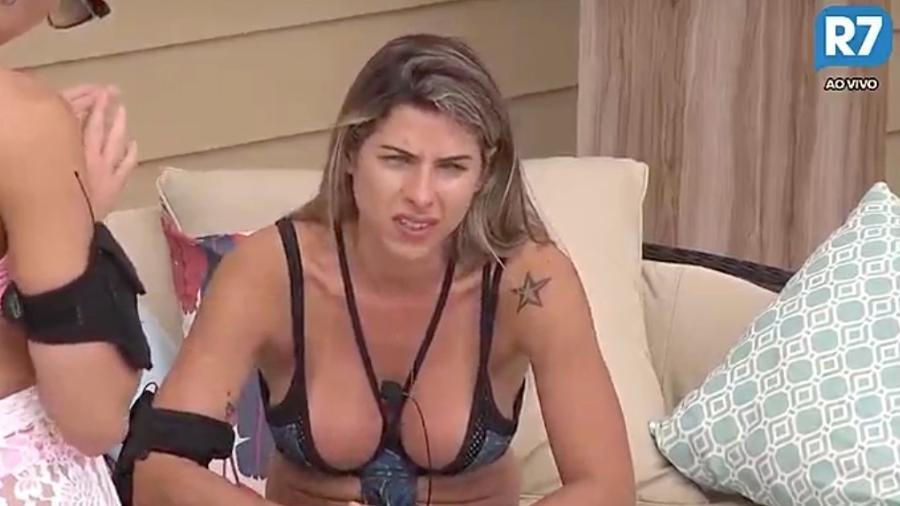 Ana Paula Minerato fala um pouco sobre o seu relacionamento com Thiago Servo - Reprodução/R7