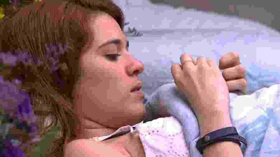 """Ana Clara conversa com Gleici sobre a retrospectiva do """"BBB18"""" - Reprodução/GloboPlay"""