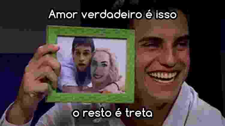BBB DIVA 1 - Reprodução/TV Globo e Montagem/Diva Depressão - Reprodução/TV Globo e Montagem/Diva Depressão