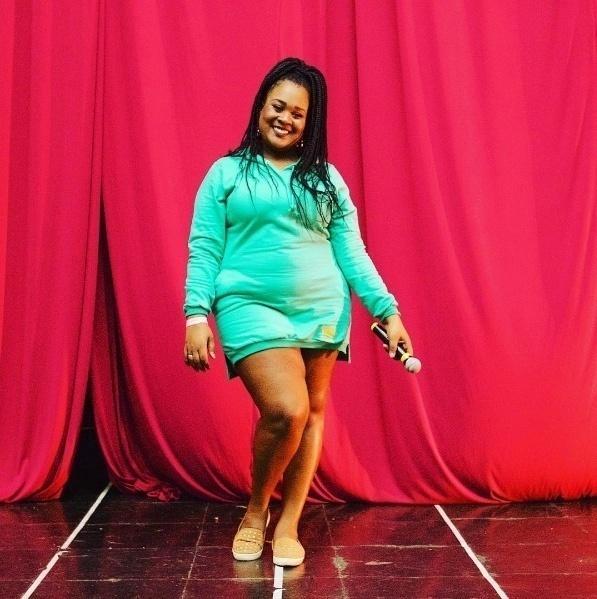 """A estudante Roberta Diniz, participante do """"BBB17"""""""