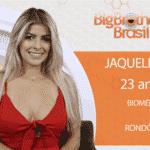 """Jaqueline, participante do """"BBB18"""" - Reprodução/Gshow"""