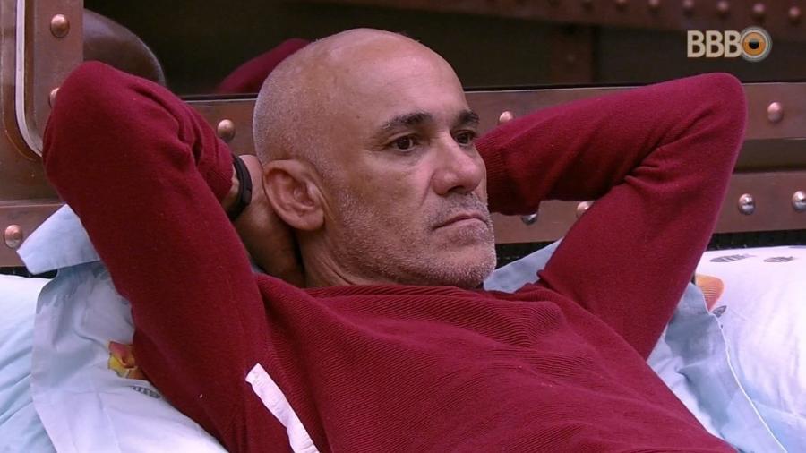 Ayrton elogia comportamento de Diego no jogo - Reprodução/Globoplay
