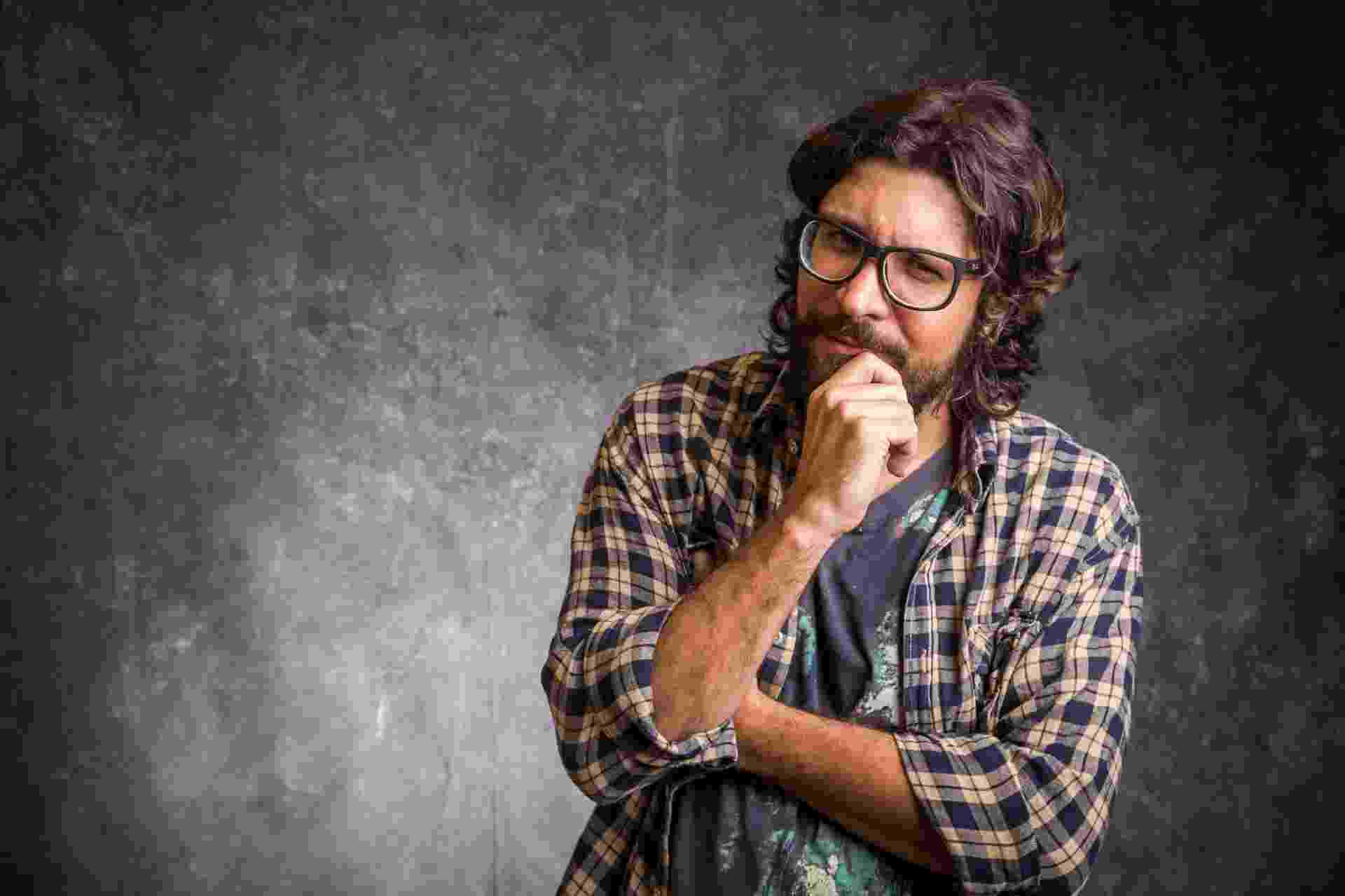 """O advogado Ilmar Fonseca, participante do """"BBB17"""" - Paulo Belote/Divulgação/TV Globo"""