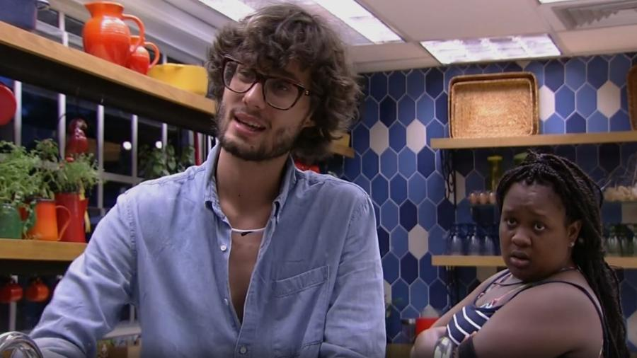 Roberta vai fazer greve e fome se Pedro sair - Reprodução/TV Globo