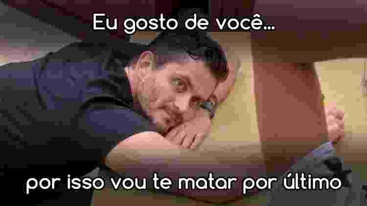 Diva Marcos x Ilmar 3 - Reprodução/Globo e Arte/Diva Depressão - Reprodução/Globo e Arte/Diva Depressão