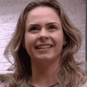 """10.fev.2016 - Ana Paula elogia o corpo de Munik no """"BBB16"""" - Reprodução/TV Globo"""