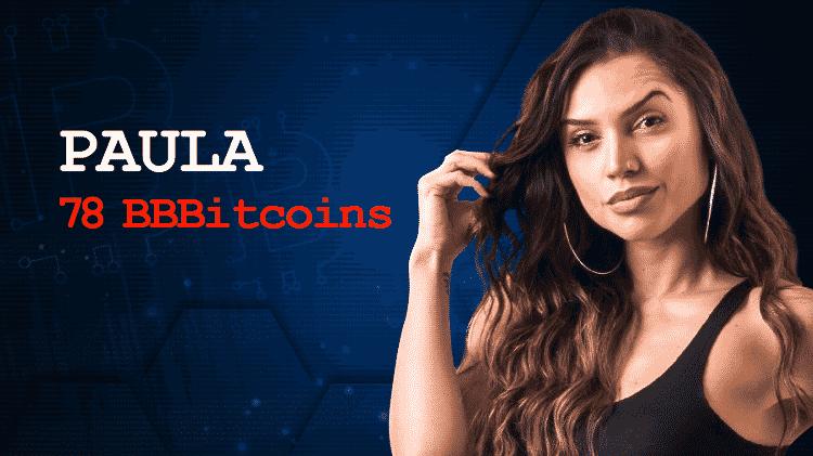 Paula - Divulgação/Tv Globo  - Divulgação/Tv Globo