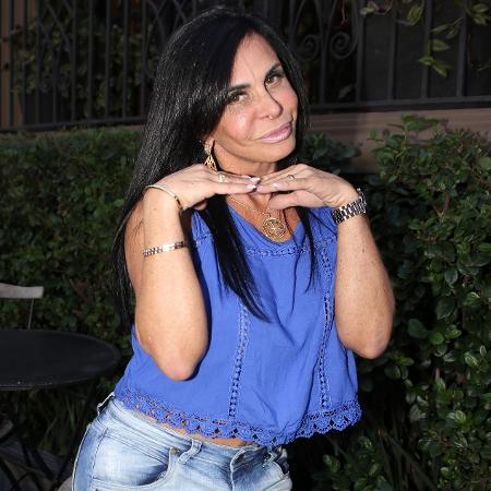 Gretchen  - Thiago Duran/AgNews