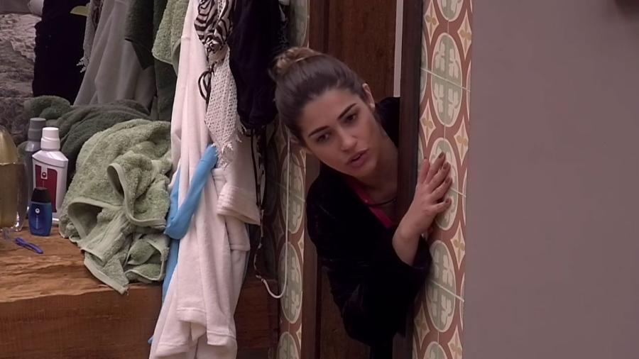 Vivian quer votar em Flor no primeiro paredão - Reprodução/Gshow