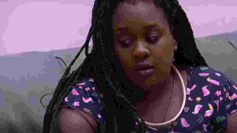 Roberta não pretende devolver imunidade para Emilly - Reprodução/TVGlobo