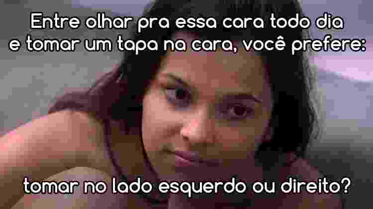 Diva BBBEmilly 8 - Reprodução/Globo e Arte/Diva Depressão - Reprodução/Globo e Arte/Diva Depressão