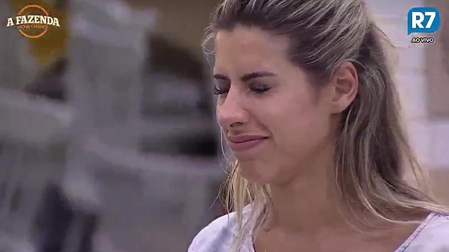 Ana Paula Minerato se arrepende da bebedeira na festa - Reprodução/R7