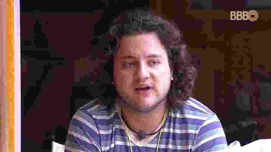 Diego conversa com Ana Paula sobre sonho de Patrícia - Reprodução/GloboPlay