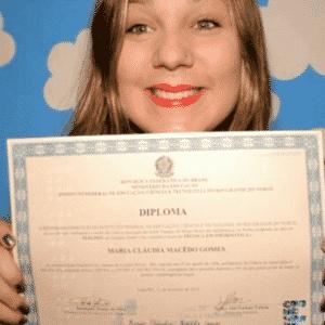 """YouTuber Maria Cláudia, do """"BBB16"""" - Reprodução/Instagram/claudiiaoficial"""