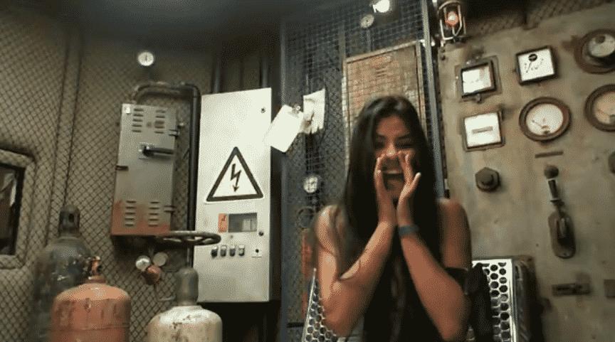 """4.abr.2016 - Munik pede ajuda do público para vencer o """"BBB16"""" - Reprodução/TV Globo"""