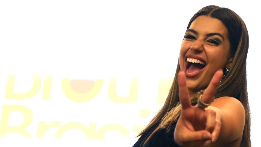 """Vivian ficou em segundo lugar no """"BBB17"""", com 41% dos votos na disputa com Emilly e Ieda - Marco Antonio Teixeira/UOL"""
