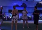 Em primeiro áudio da produção, família Lima ganha festa surpresa (Foto: Reprodução/Globoplay)