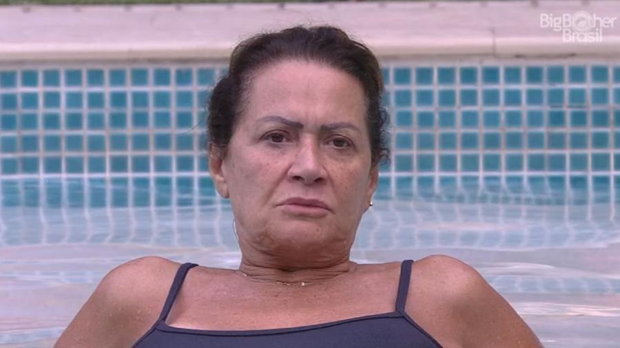 Ieda não aguenta mais Elis - Reprodução/TV Globo