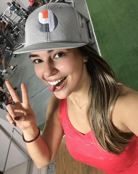 """Vivian Amorim, participante do """"BBB17"""""""