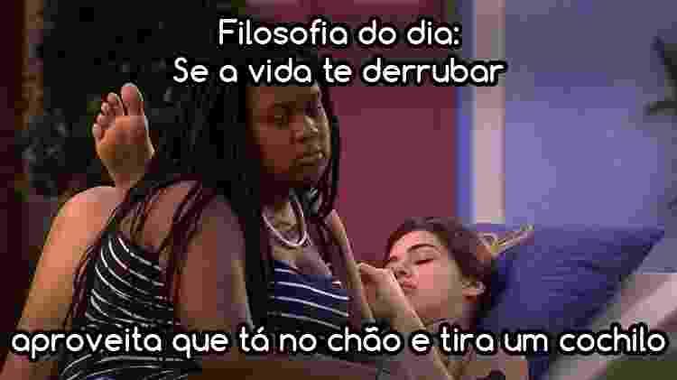 BBB DIVA 7 - Reprodução/TV Globo e Montagem/Diva Depressão - Reprodução/TV Globo e Montagem/Diva Depressão