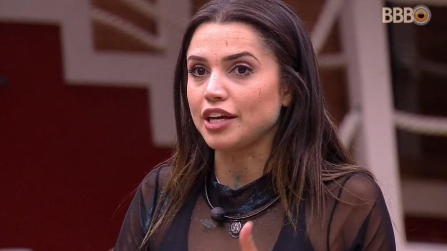 Paula conversa com Ayrton sobre Kaysar - Reprodução/Globoplay