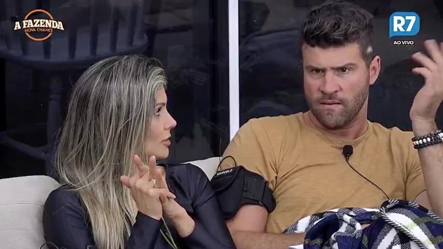 Marcelo Ié Ié diz que Vesgo tem trauma de arroz - Reprodução/R7