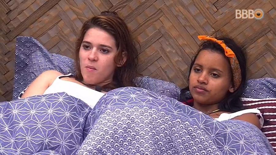 """Ana Clara e Gleici dividem primeira posição do """"queridômetro"""" - Reprodução/GlobosatPlay"""