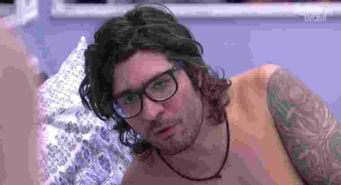 Ilmar critica Ieda por se intrometer na cozinha - Reprodução/ TV Globo