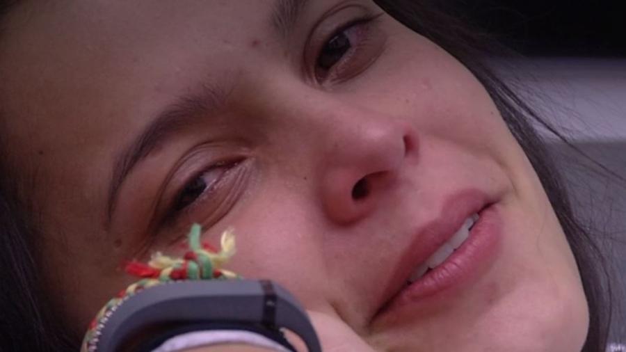 Emilly se emociona ouvindo Cássia Eller - Reprodução/TV Globo