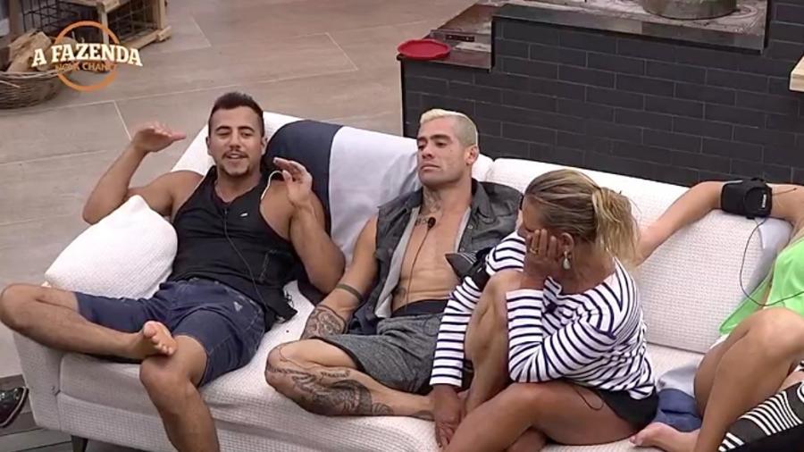 Matheus Lisboa diz que pretende ficar solteiro - Reprodução/R7