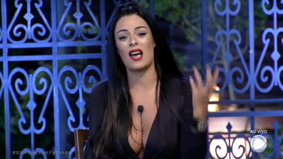 Monique Amin fala sobre Flávia Viana - Reprodução/R7