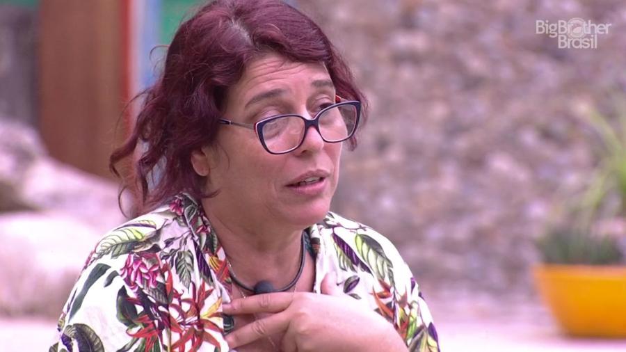 Mara reclama do comportamento de Mohmoud - Reprodução/Gshow