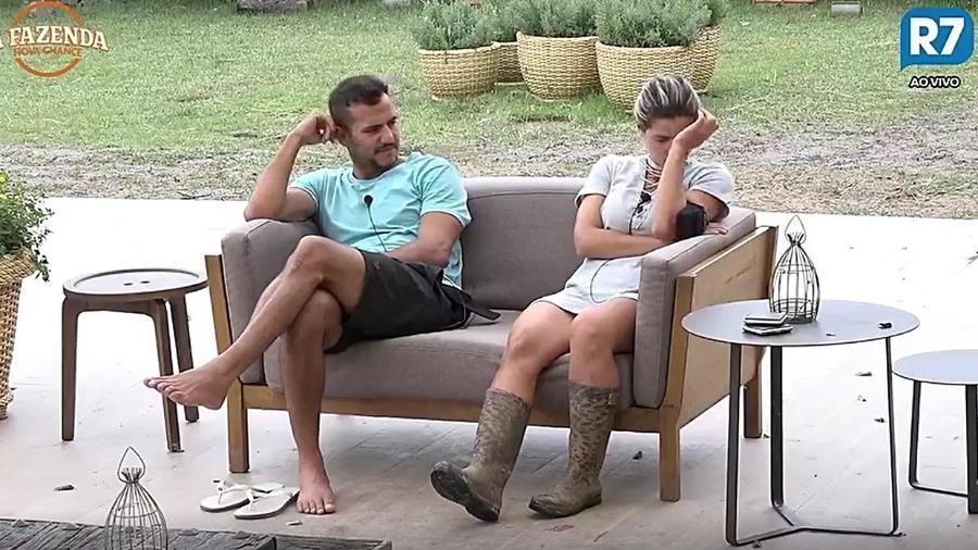 Matheus e Ana Paula falam sobre final do programa - Reprodução/R7