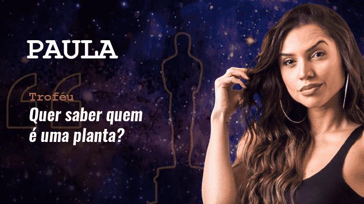 Paula - Arte/ UOL  - Arte/ UOL