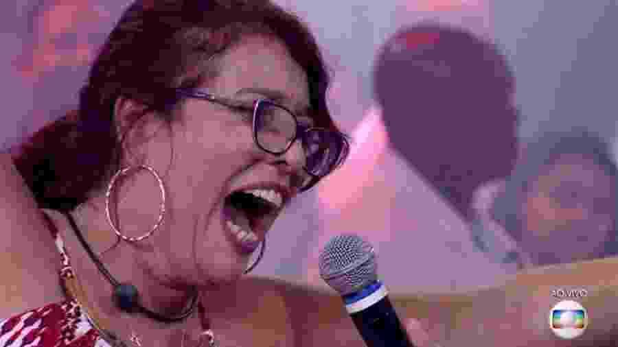 """Mara Telles foi a primeira eliminada do """"BBB18"""" - Reprodução/TVGlobo"""