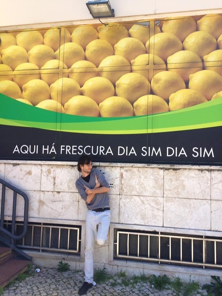 """O jornalista Pedro Falcão, participante do """"BBB17"""""""