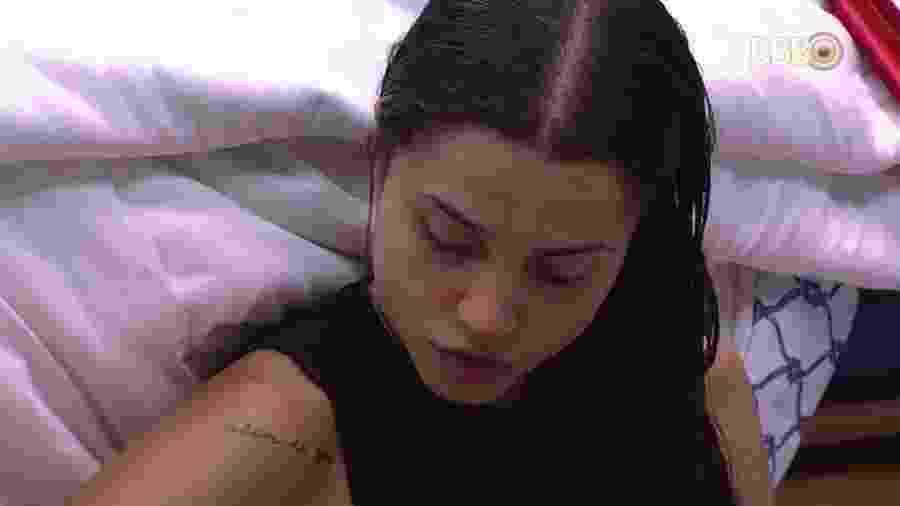 """Paula fala sobre próximo paredão do """"BBB18"""" - Reprodução/Globoplay"""