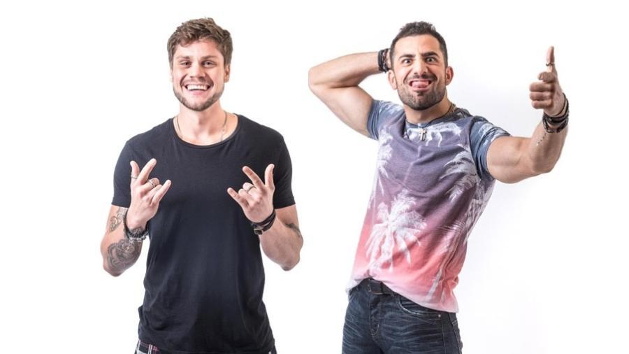 Breno e Kaysar formam o décima terceiro paredão  - Montagem/Globo/Paulo Belote