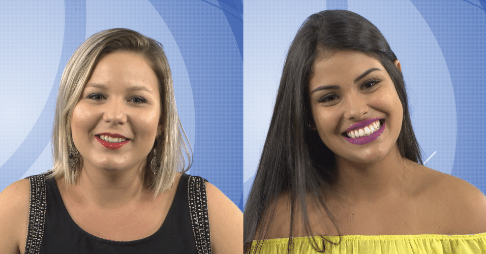 3.abr.2016 - Maria Claudia e Munik são as finalistas do