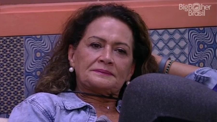 Ieda diz que décima prova do líder foi feita para uma mulher vencer - Reprodução/TV Globo