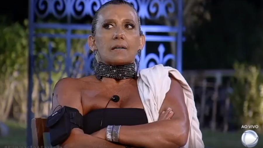 Rita Cadillac fala sobre Ana Paula Minerato - Reprodução/R7