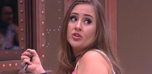 Após eliminação, Patrícia diz ser fã de Paula